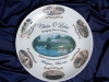 Ceramic printing custom dinnerware, Plate - with design