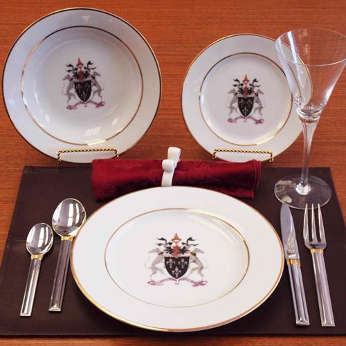 Custom Dinnerware Custom Printed Ceramic Plates
